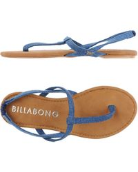 Billabong - Toe Post Sandal - Lyst