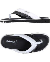 Baldinini - Thong Sandal - Lyst