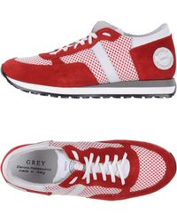 Grey Daniele Alessandrini - Low-tops & Sneakers - Lyst
