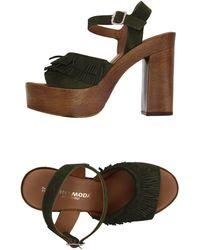 Vero Moda - Sandals - Lyst