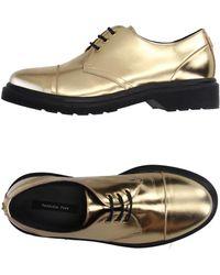 Patrizia Pepe - Lace-up Shoe - Lyst