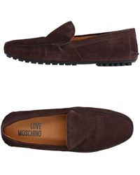 Love Moschino - Loafer - Lyst