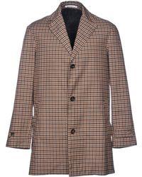 Aglini - Overcoats - Lyst
