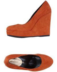 Alberto Moretti - Court Shoes - Lyst