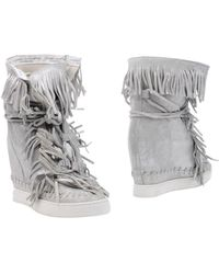 Gisèl Moirè Paris - Ankle Boots - Lyst