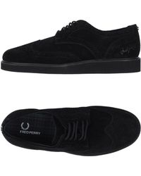 Fred Perry - Lace-up Shoe - Lyst