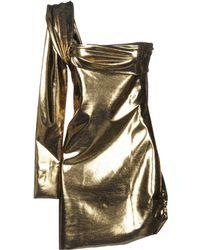 Baja East - Short Dresses - Lyst
