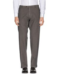 Seventy - Casual Trousers - Lyst