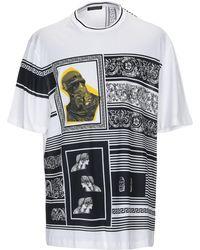 Versace - T-shirts - Lyst