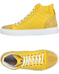 Gisèl Moirè Paris - High-tops & Sneakers - Lyst