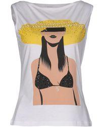 Blugirl Jeans | T-shirt | Lyst