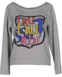 Tru Trussardi - Sweatshirt - Lyst