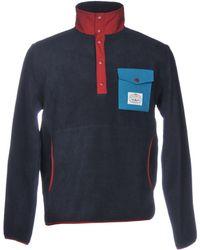 Poler Sweatshirt - Blau