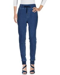 Madegold | Denim Trousers | Lyst