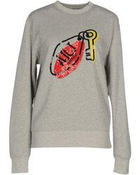 Au Jour Le Jour - Sweatshirt - Lyst