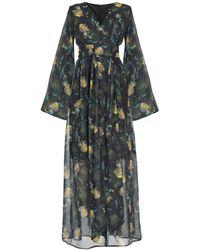 0432d84aca Women's Lost Ink Maxi and long dresses Online Sale - Lyst