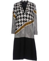 Pianurastudio - Knee-length Dress - Lyst