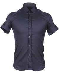 Patrizia Pepe - Short Sleeve Shirts - Lyst