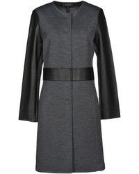 St. John - Overcoats - Lyst