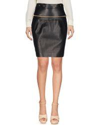 Alexandre Vauthier - Knee Length Skirt - Lyst