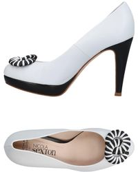NICOLA SEXTON - Court Shoes - Lyst