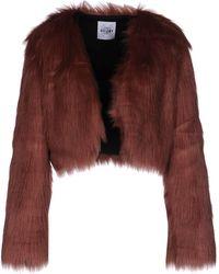 Si-jay - Faux Fur - Lyst
