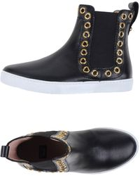 Boutique Moschino - High-tops & Sneakers - Lyst