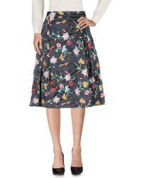 Silvian Heach - 3/4 Length Skirts - Lyst