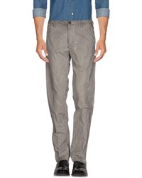 Cellar Door - Casual Trousers - Lyst
