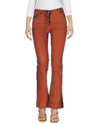 Tom Rebl - Denim Pants - Lyst