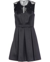 Sandro - Short Dress - Lyst