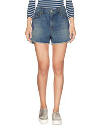 Sandrine Rose - Denim Shorts - Lyst