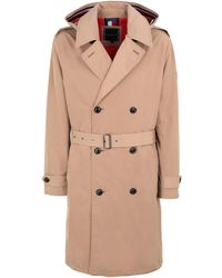 Tommy Hilfiger - Manteau long - Lyst