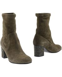 Alberto Gozzi | Ankle Boots | Lyst