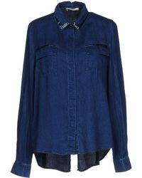 Marani Jeans - Denim Shirts - Lyst