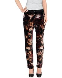Paola Frani - Casual Trouser - Lyst