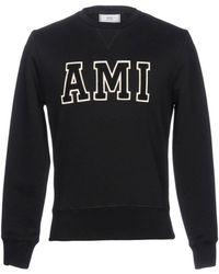 AMI - Sweatshirt - Lyst