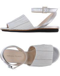 Fabiana Filippi - Sandals - Lyst