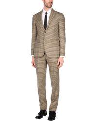 Massimo Alba - Suit - Lyst