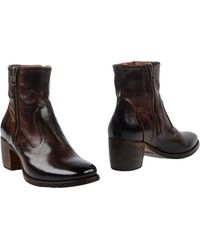 Silvano Sassetti - Ankle Boots - Lyst
