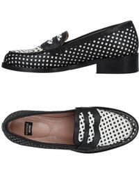 Boutique Moschino - Loafers - Lyst