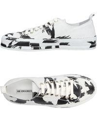 Ann Demeulemeester - Low-tops & Sneakers - Lyst