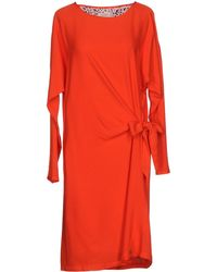 Numph - Knee-length Dress - Lyst