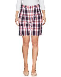 Siviglia - Bermuda Shorts - Lyst