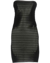 Maje - Short Dress - Lyst