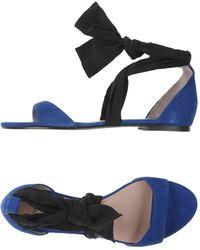 Gianna Meliani - Sandals - Lyst
