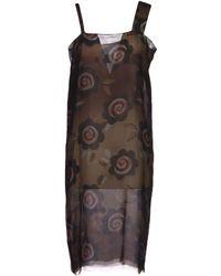 Maison Margiela - Knee-length Dress - Lyst