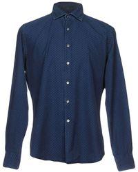 Glanshirt - Denim Shirts - Lyst