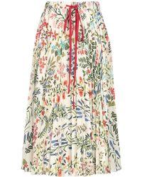 RED Valentino - 3/4 Length Skirt - Lyst