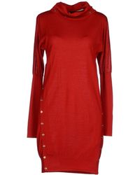 Who*s Who - Short Dress - Lyst